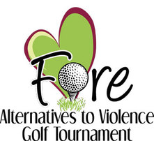 FORE Alternatives to Violence Annual Golf Tournament sponsors Alternatives to Violence - Loveland Colorado